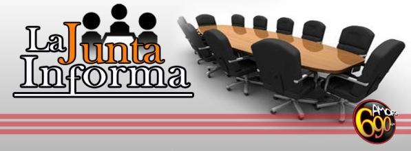 la junta informa2