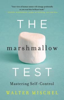 Professor Mischel's new book, The Marshmallow Test