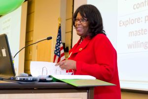 Dr. Valora Washington, CEO of the Council for Professional Recognition