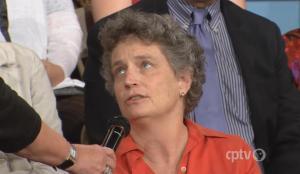 Senator Beth Bye (D-West Hartford)